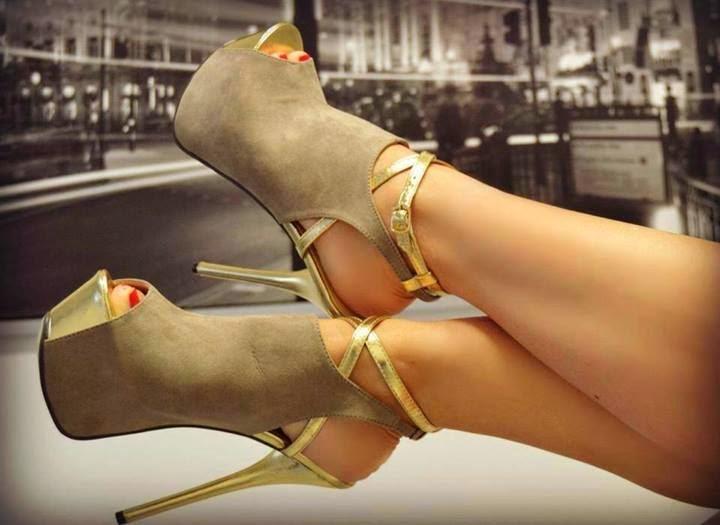Ladies shoes trends..