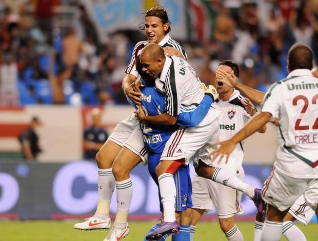 Fluminense bate o Fogão nos pênaltis e decide a Taça Guanabara com o Vasco