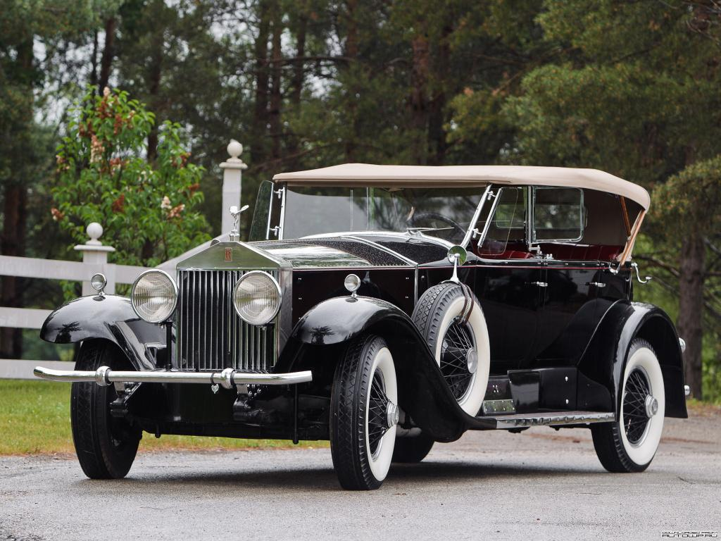 Oldest Nameplates still in production part I : Rolls Royce Phantom