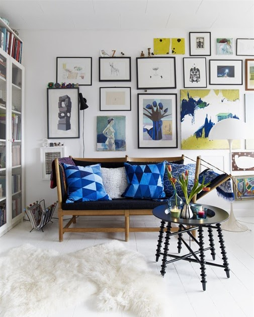 The Living Room Manchester Gallery: Spicer + Bank: By Allison Egan: Inspired IKEA: Eclectic