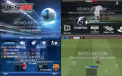 PES 2012 For Android