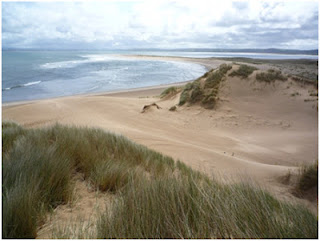 Sand dunes
