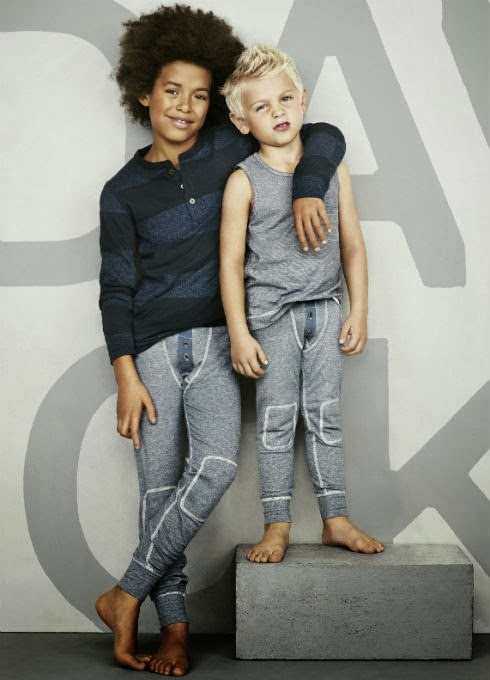 DAVID BECKHAM FOR H&M KIDS