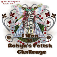Robyn's Fetish Challenge Winner