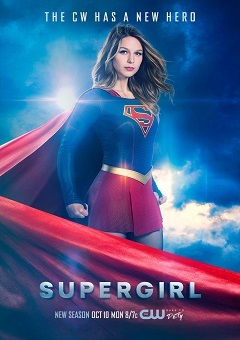 Série Supergirl - 2ª Temporada Completa 2016 Torrent