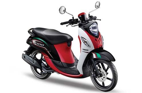 Yamaha New Fino 125 Blue Core Premium