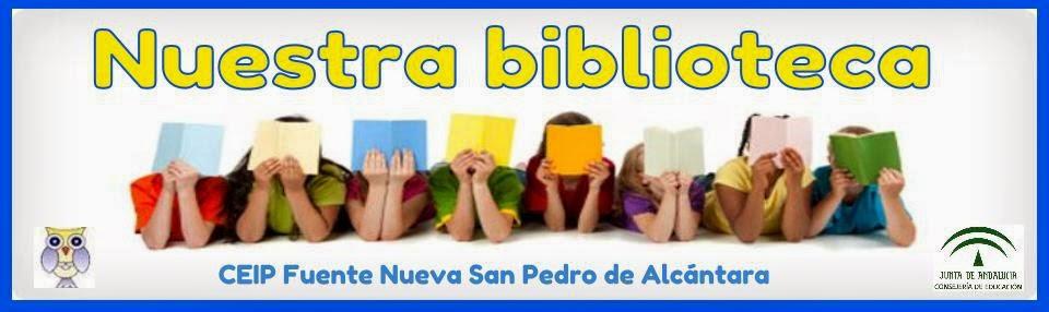 BIBLIOTECA FUENTE NUEVA