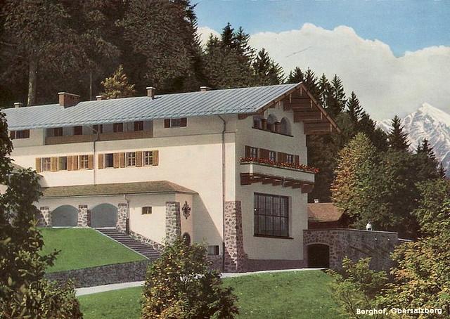 Berghof, centro del poder nazi