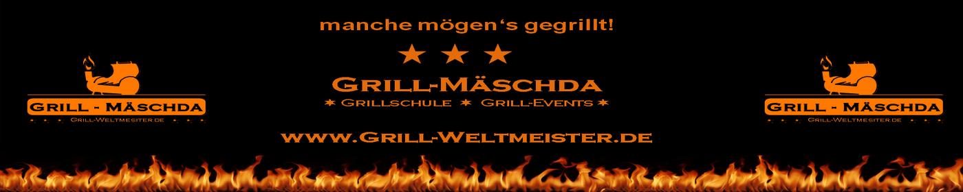 Grill-Mäschda, der Blog