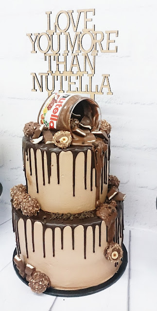Nutella World, book, Nutella, LaManna Direct, cake