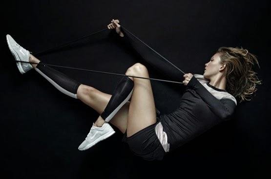 Nike e Pedro Lourenço coleção fitness short camiseta manga comprida