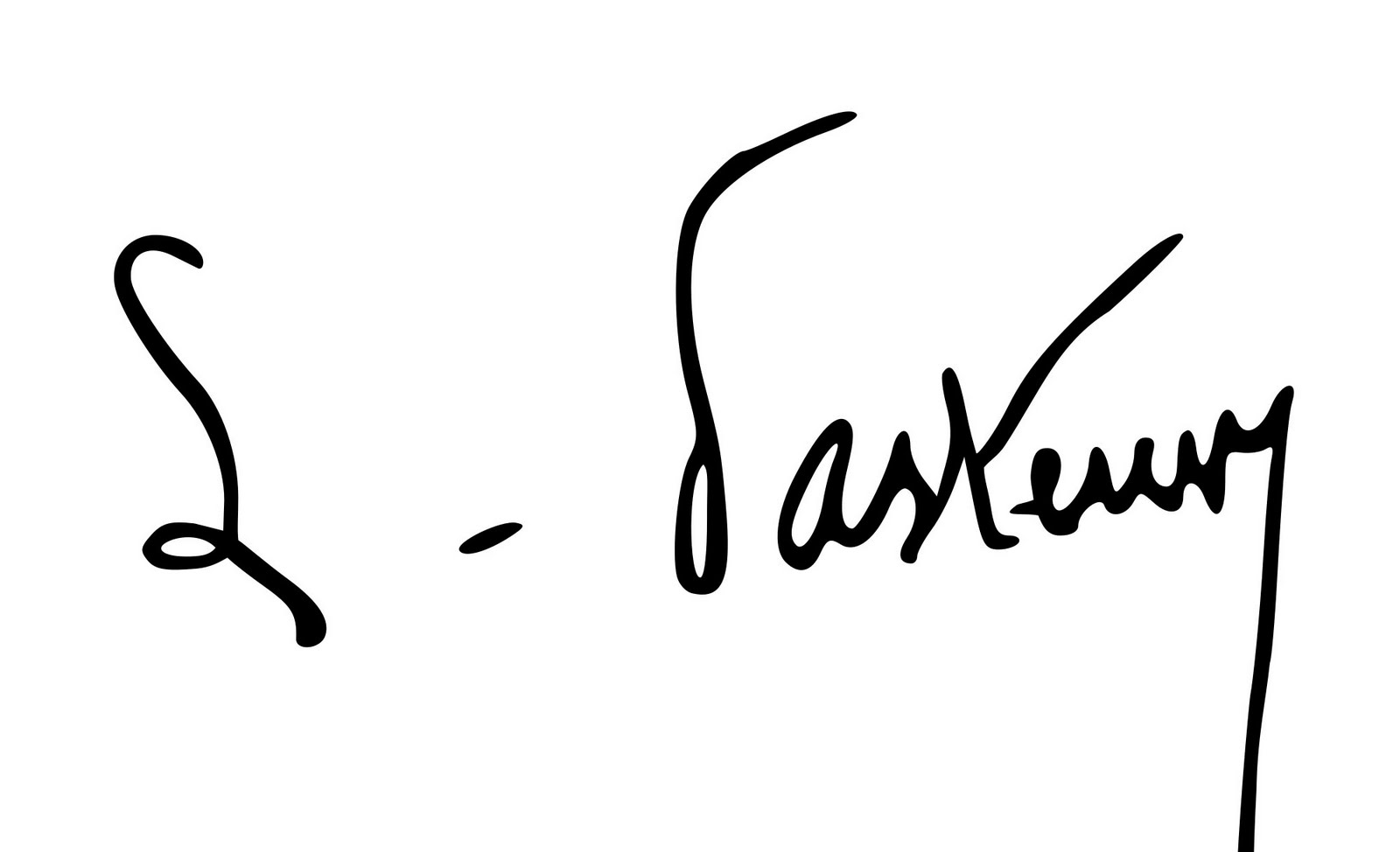 how to avoid blurry signature image