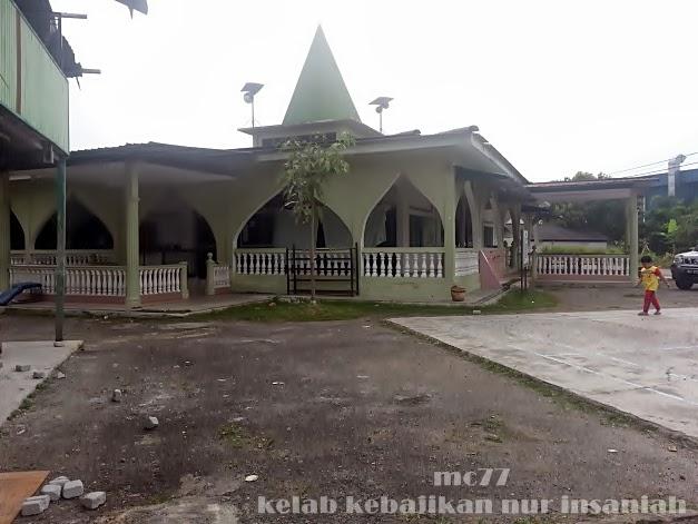 Madrasah Darul Mujahidin.