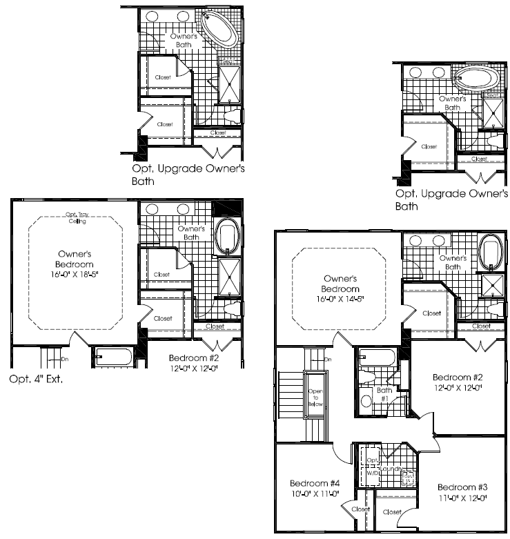 ryan homes townhomes floor plans submited images