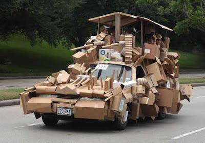 unique car modification