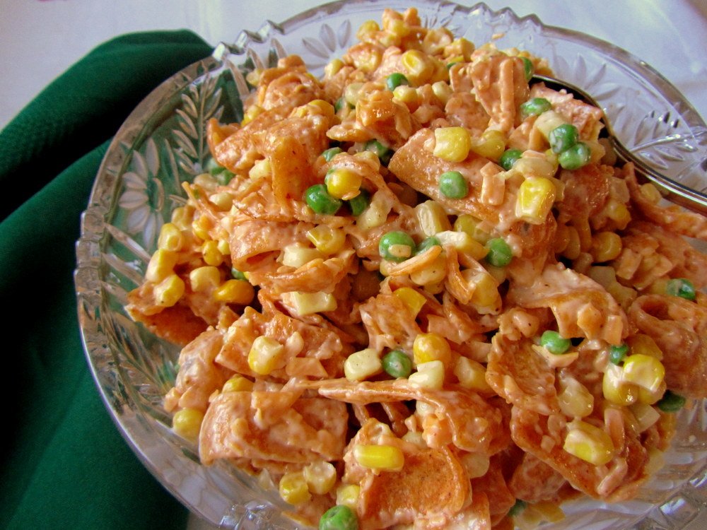 Mennonite Girls Can Cook: Corn Chip Salad