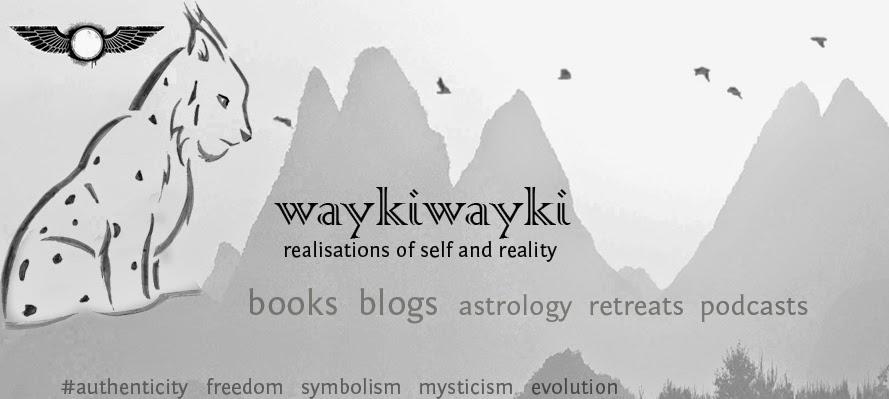 Wayki Wayki Blog.