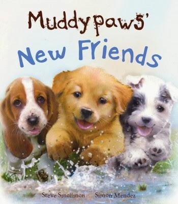 muddy paws