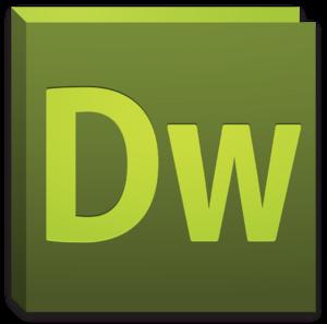 editor Adobe Dreamweaver