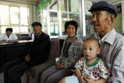 health insurance China