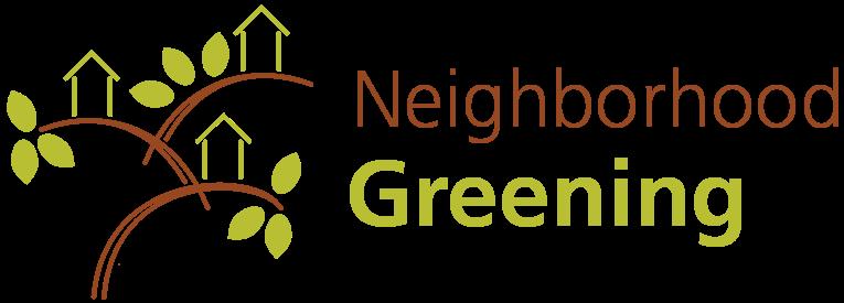 Neighborhood Greening Website