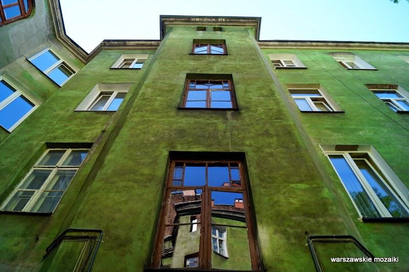Warszawa Praga Północ Samuel Bergson Praski Dom Towarowy