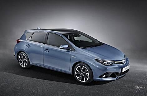 2016 Toyota Auris Price