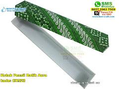 Kotak Pensil Batik Aura