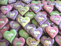 Fancy Cookies RM1.80/pc (Vanila), RM1.90/pc (coklat)