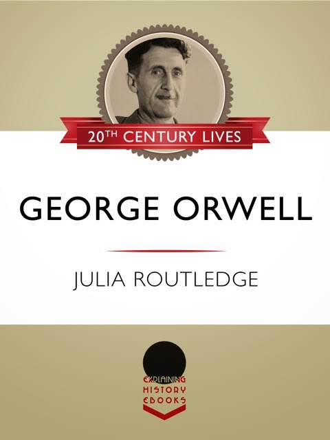 a biography of george orwell a writer George orwell was a literary mediocrity and his views on the importance of plain writing are plain wrong, argues writer will self the english, gk chesterton wrote, love a talented mediocrity.