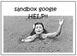 Postingan ku Masuk Google Sandbox