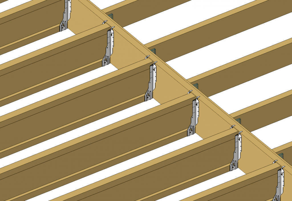 Revit add ons mwf pro floor add in for revit structure for Rafter beam