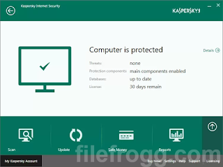 Kaspersky Internet Security 2016 Full Version
