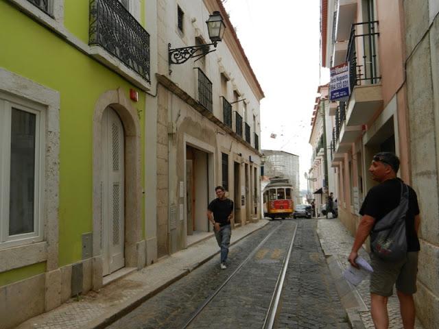 Лиссабон. 28 трамвай