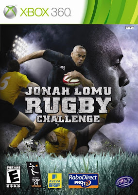 Jonah Lomu Rugby Challenge Xbox 360