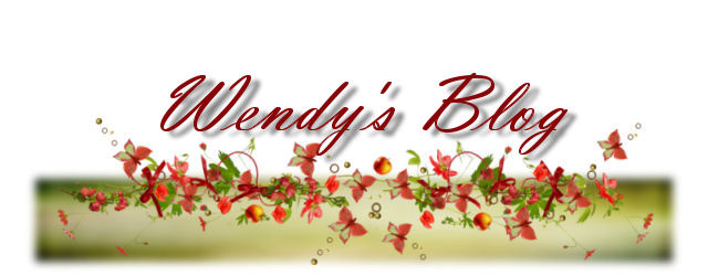 Wendy's blog