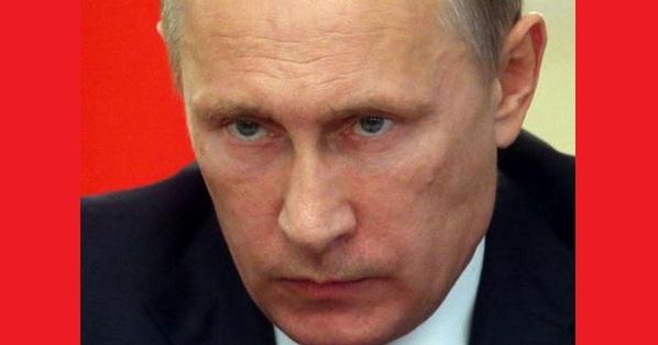 Πούτιν: Θα απαντήσουμε με τον ίδιο τρόπο στα μέτρα των ΗΠΑ