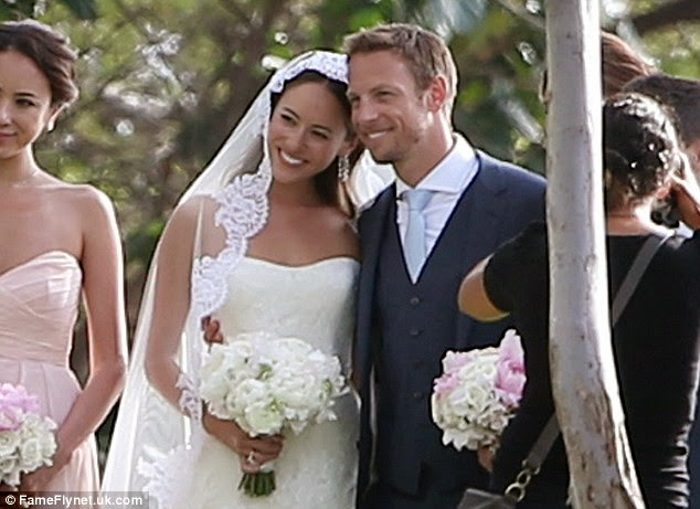 jessica michibata jenson button