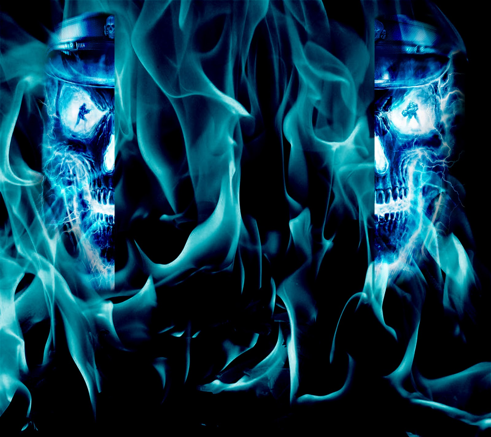 cool rock skull live wallpaper - photo #40