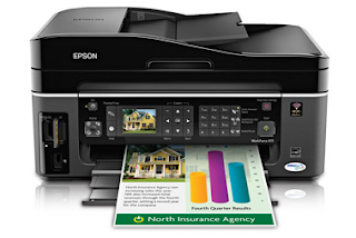 Epson WorkForce 615 Driver Download For Windows 10 And Mac OS X