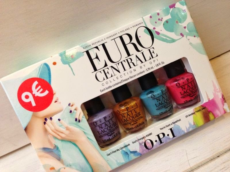 Entre coloretes y cupcakes: Kit de mini-esmaltes \