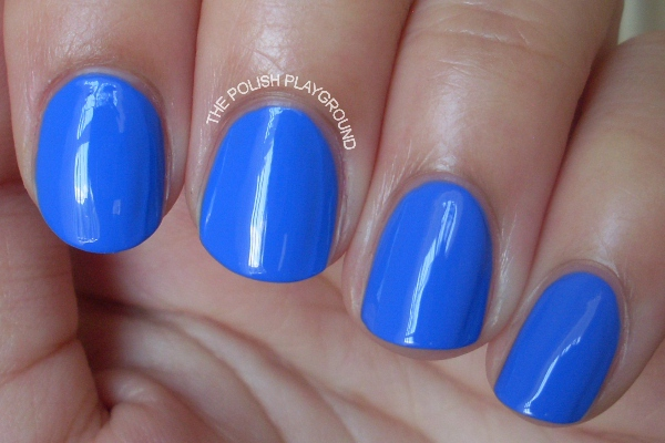 Sally Hansen Pacific Blue