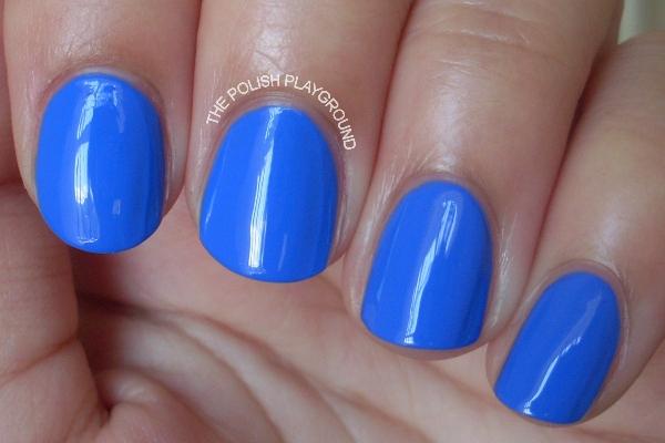 Sally Hansen Pacific Blue