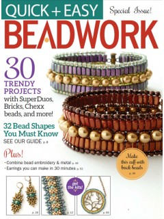 Quick + Easy Beadwork 2015