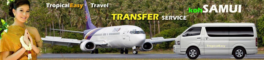 Samui Airport Transfer Service