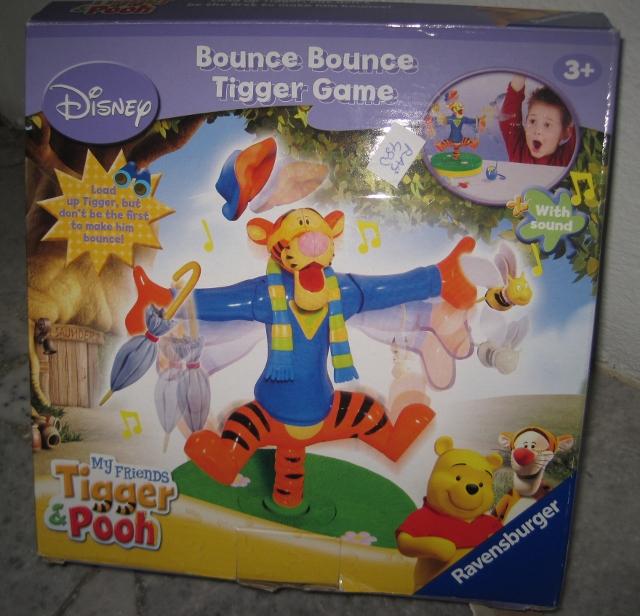 Bounce Bounce Tigger Game Bounce Bounce Tigger Game