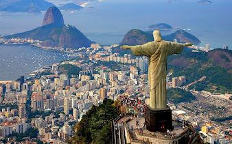 #4 Rio de Janeiro Wallpaper