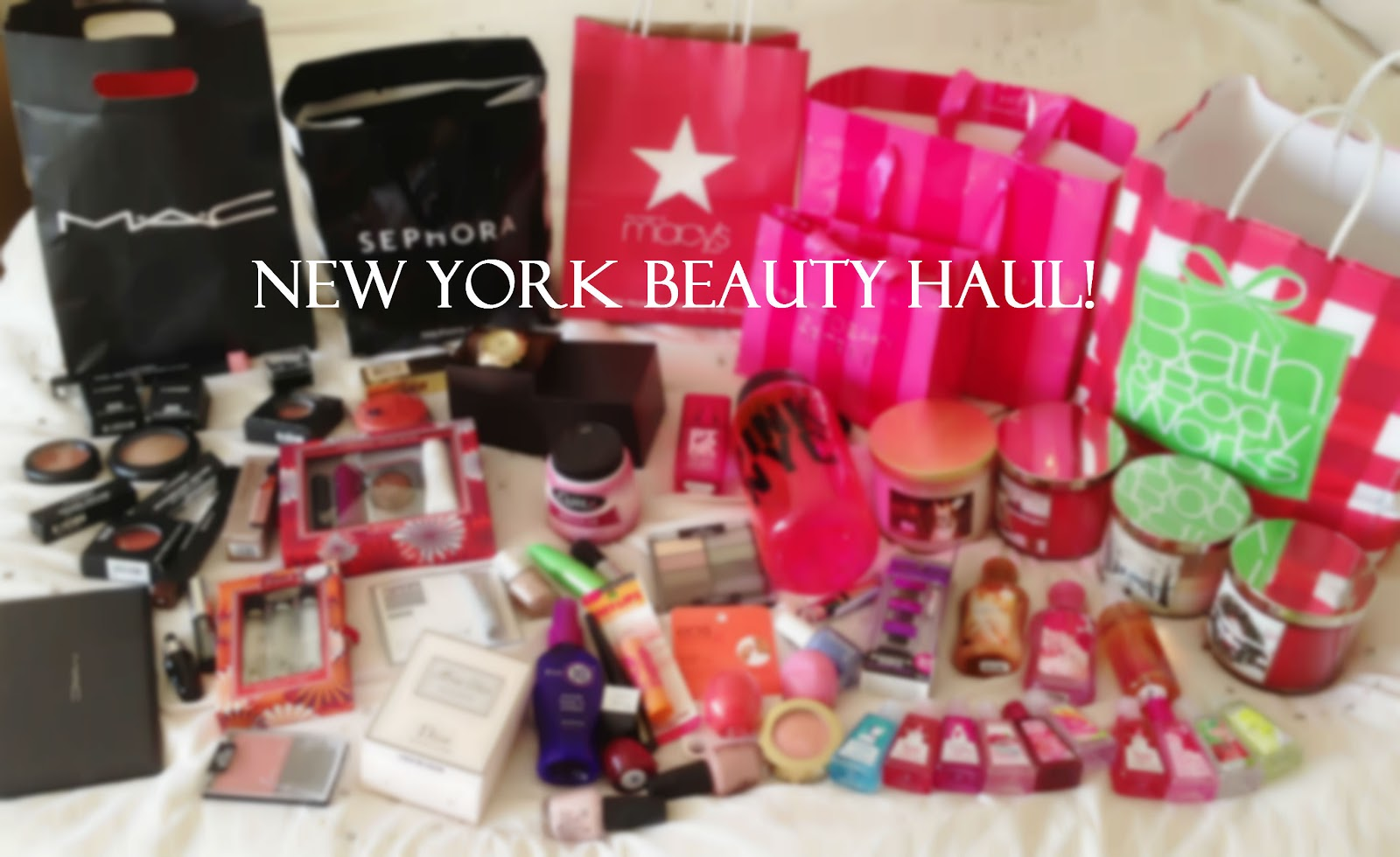 Bath And Body Works Nyc