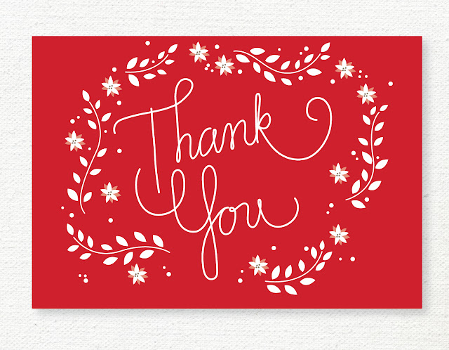 Search results for thank you cards for xmas free