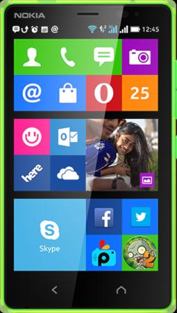 Spesifikasi Hp Nokia XL Android